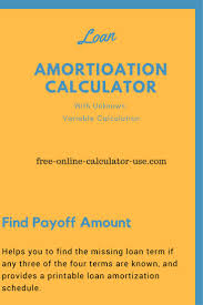 Amortization Calculator Spreadsheet Best 20 Amortization Schedule Ideas On Pinterest Budget