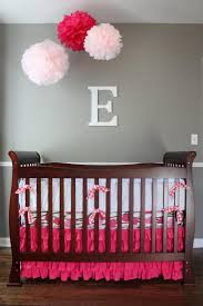 Pink And Brown Nursery Wall Decor 25 Modern Nursery Design Ideas Brown Crib Grey Walls And