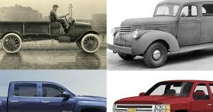 Classic Chevrolet Trucks - photos 100 years of chevrolet trucks