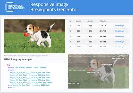 Read Write Think Generator Responsive Image Breakpoints Generator A New Open Source Tool