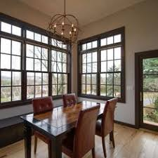 just look at that beautiful dark wood trim apartments to