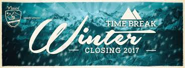 ra time winter closing 2017 at maierl alm chalets austria