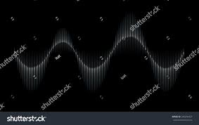 spiral sound wave stock vector 540576427 shutterstock
