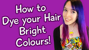 Brighter Pink How To Dye Your Hair Bright Colours Purple U0026 Pink Dip Dye Ombre