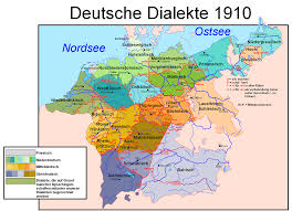 Breslau Germany Map by German Dutch U0026 Frisian Dialect Groups In 1910 1280x929 Mapporn