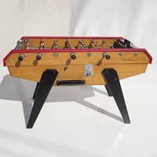 vintage foosball table for sale foosball table for sale pertaining to french mid century by rene