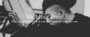 Wedding Dress Lyric Taeyang 한국을 사랑해