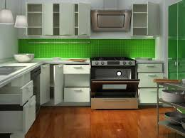 green tile kitchen backsplash ideas for green kitchen tile backsplashes home designing