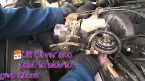 how to change replace thermostat ford ranger mazda b4000 youtube