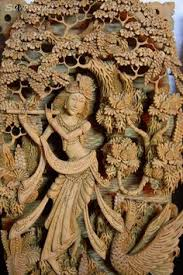 bali wood carving rama and his sita wood carving not the of carving i