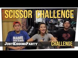 Scissoring Tumblr - scissor challenge youtube