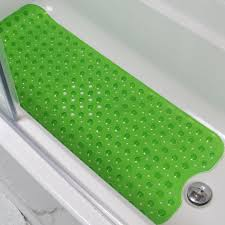 extra long tub bath mat anti skid non slip bathtub safety shower