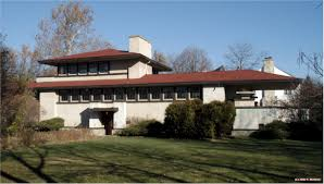 f b henderson house elmhurst illinois 1901 prairie style