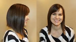 how to cut a medium bob haircut graduated bob images how to cut womens hair dramatic bob haircut