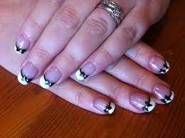 the 25 best shellac nails french ideas on pinterest french