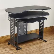 Modern L Shape Desk by Stylish L Shaped Pc Desk Abreo Home Furniture