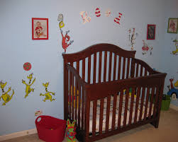 Dr Seuss Nursery Wall Decals by Dr Seuss Room Jpg