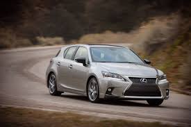 first lexus model lexus u0027 ct200h is dead was more popular than the forgettable hs250h