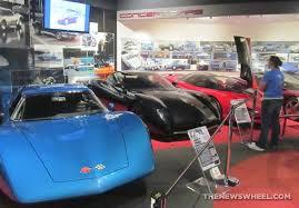 national corvette museum sinkhole national corvette museum sinkhole exhibit finally opens the