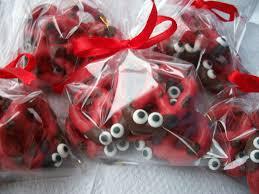 photo 100 ladybug chocolate covered image