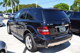 mercedes suv used 2007 used mercedes m class ml350 4matic 4dr 3 5l at