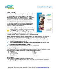 media literacy for safe u0026 healthy choices u2013 curriculum u0026 online