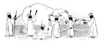 The Blind Mice Blind Men And An Elephant Wikipedia