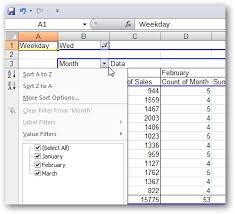How To Remove Pivot Table How To Create A Pivot Table In Excel 2007