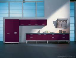 kitchen of the day a modern kitchen with deep purple cabinets