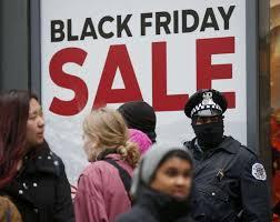 black friday shootings black friday u0027 protest of police shooting shuts main chicago