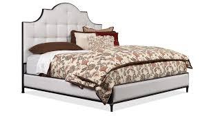 van alstyne aged bronze king bed gallery furniture