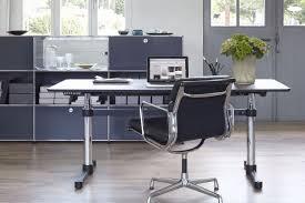 workstation desk metal laminate contemporary kitos e