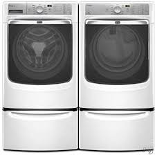 Cheap Washer Pedestal Amazon Com Maytag Maxima Xl Front Load Steam Washer And Steam