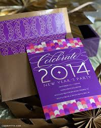 new years envelopes new year s invitation and envelope liner