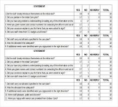 satisfaction survey template download free u0026 premium templates