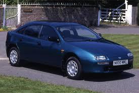 mazda 323f mazda 323 1994 car review honest john