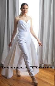 Wedding Dress Jumpsuit Bride