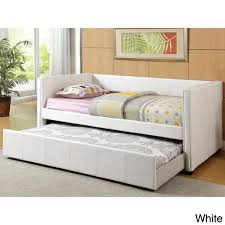 cheap white daybed with trundle cheap white daybed frame blogeru
