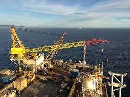 Pedestal Crane Projects U2013 R A Batchelor Co
