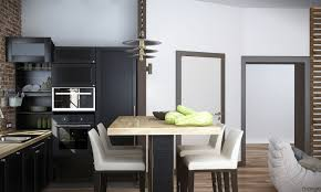 types of simple small dining room designs combined with minimalist