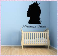 princess wall decals home decorations ideas image of luxury princess wall decals