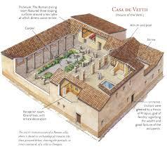 villa house plans amusing plan of roman house images best inspiration home design