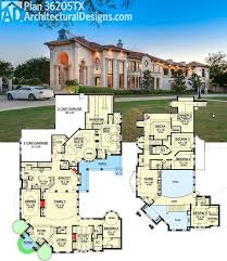 luxury home plans floor plan pool room planning story master plan plans large floor