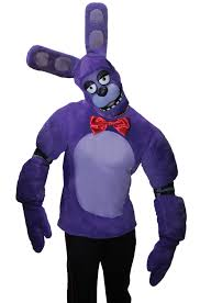 costumes at halloween spirit five nights at freddy u0027s bonnie costume purecostumes com