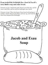 jacob and esau soup abraham to moses pinterest sunday