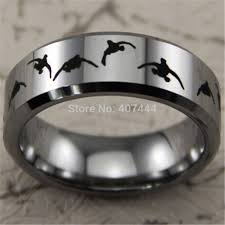 Mens Hunting Wedding Rings by Ring Block Picture More Detailed Picture About Free Shipping Ygk
