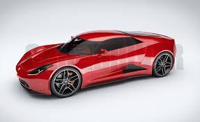 corvette c8 concept c8 corvette mid engine