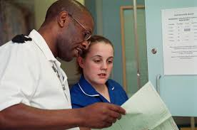 nursing associate test sites health education england