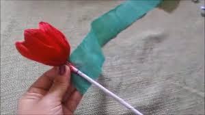 cara membuat bunga dengan kertas hias cara membuat bunga dari kertas beserta gambar dan ide lengkap steemit