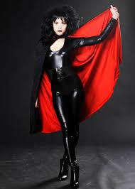 Vampire Cape Black Velvet And Red Gothic Vampire Cape Black Velvet And Red